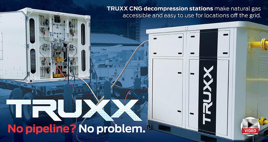 TRUXX CNG