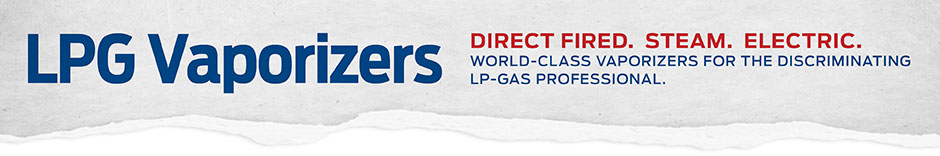 LPG Vaporizers Banner