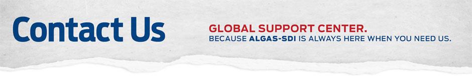 Contact Algas-SDI Banner
