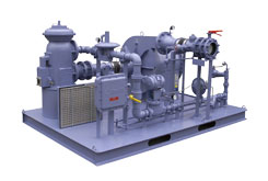 Consta-MIX™ gas augmentation system in Waste Water Treatment Plants