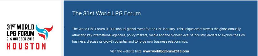 31st World LPG Forum