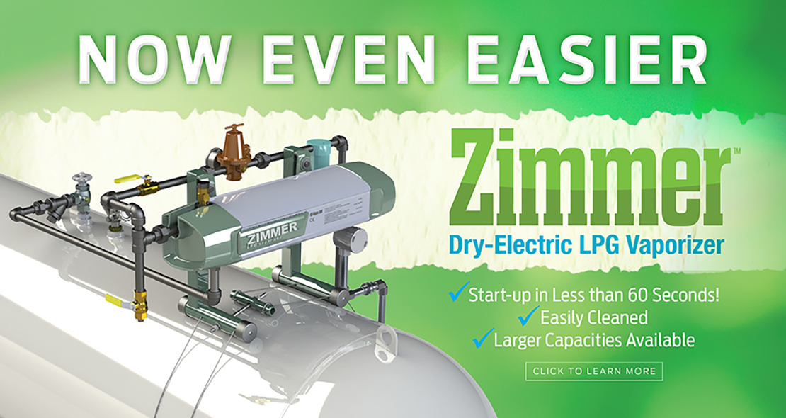 Algas-SDI Zimmer Dry-Electric LPG Vaporizer