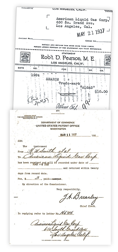 Algas-SDI Patents