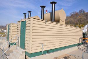 AQUAVAIRE™ Horizontal Gas-Fired Waterbath Vaporizer